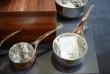 Soy: посуда из серебра