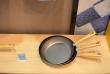 BK: сковороды из стали