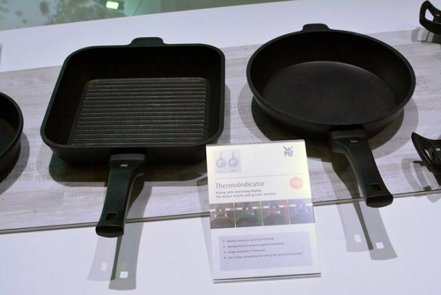 Сковороды с термодатчиком на