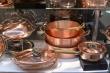 Медная посуда из Кольчугино